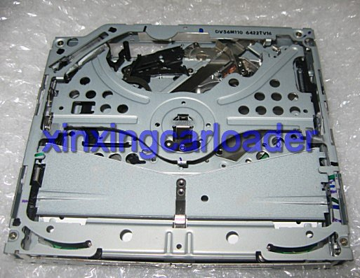 DV36M110/DV35M110/DV33M11A/DV33M110/DV33M/DV35M/DV36M dla A4 ccc toyata Honda nawigacji DVD