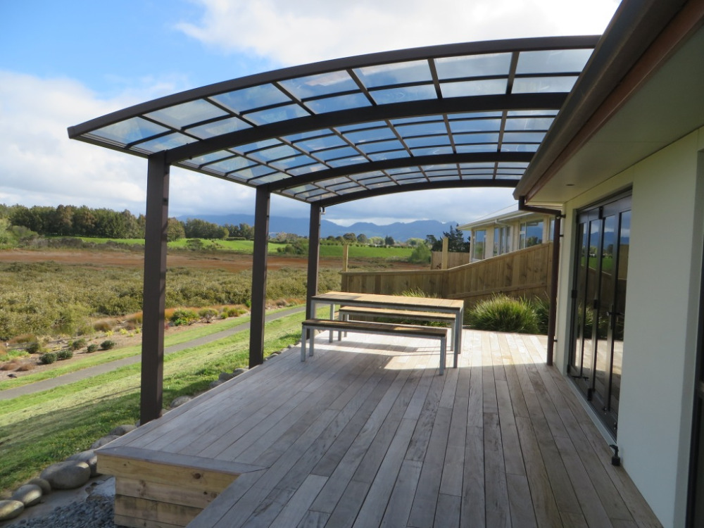 Assemble easily beautiful and durable aluminum alloy for Attractive carport