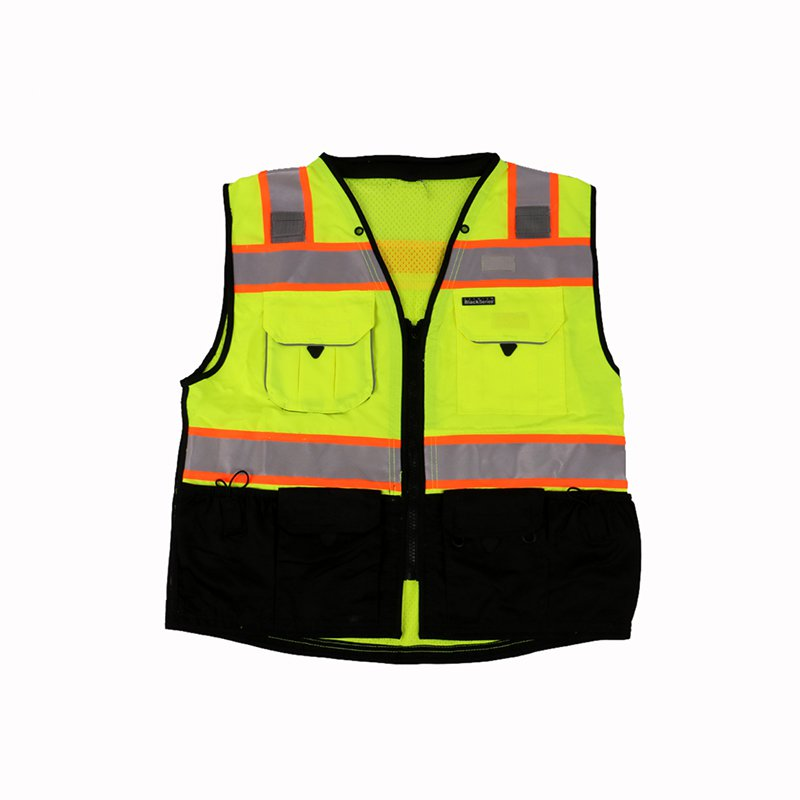 Highways traffic safety vest reflective vest clothes upscale