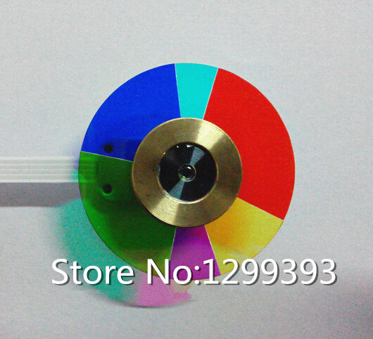 Projector Color Wheel for Optoma HD700X  Free shipping projector color wheel for optoma x303 free shipping