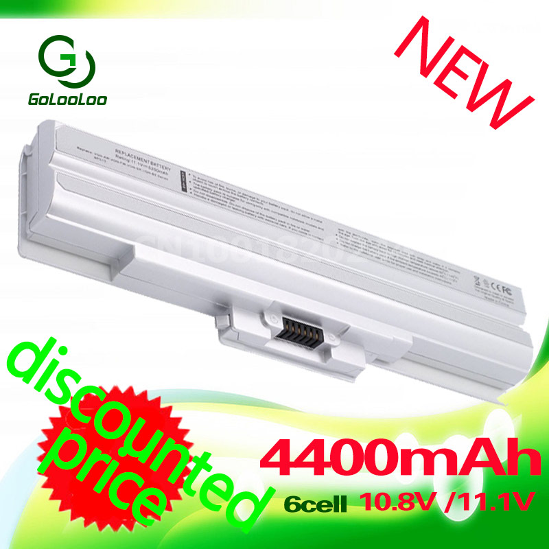 Golooloo Loptop Battery for sony VGP-BPS13A/R VGP-BPS13AB VGP-BPS13B VGP-BPS13B/B VGP-BPS13B/Q VGP-BPS21 VGP-BPS21A VGP-BPS21B laptop battery for sonyp vgpvgp bpl21 vg bps21 vgp bps21a vgp bps21 s bps21a b vgp bps21b battery