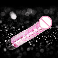 Powerful Multi-Speed Dildo Vibrator Clear Penis Vibrator Sex Toys For Women Waterproof Dildo Vibrator Cilt Vibrators vibrador