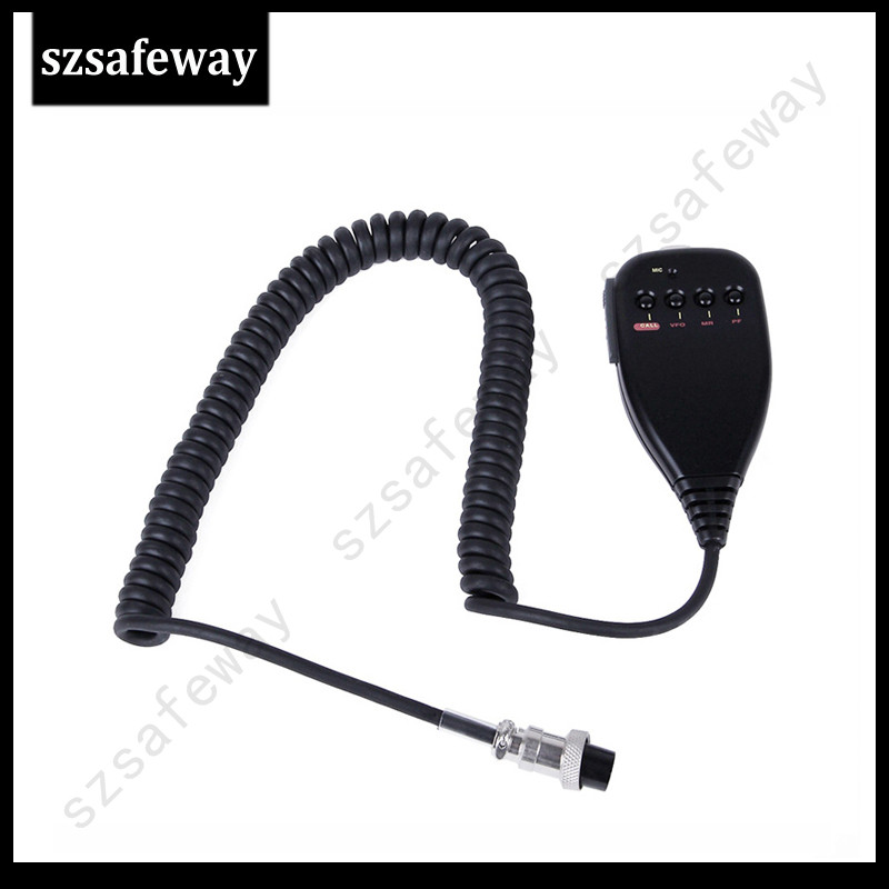 TW 8 Pin to 8 Pin Replacement Microphone Cable Mic Cord for Kenwood Mobile Radio