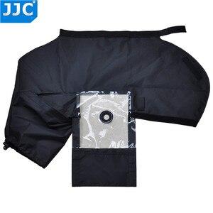Image 4 - JJC レインコートカバーダストプロテクター D7100 D7000 D5300 D5200 D5100 D3300 D3200 D3100 D750 D610 D300s F80 f65