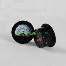 все цены на 1pc Current SO52 Panel Meter DC 200MA Gauge Black fr 300B 211 845 Tube Amplifier онлайн