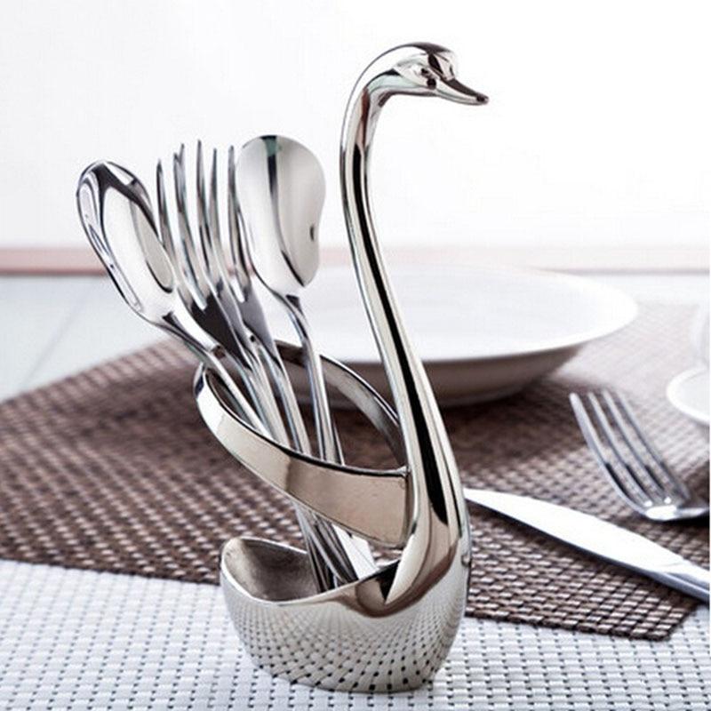 2018 Fashion New Designe tableware stainless steel dinner