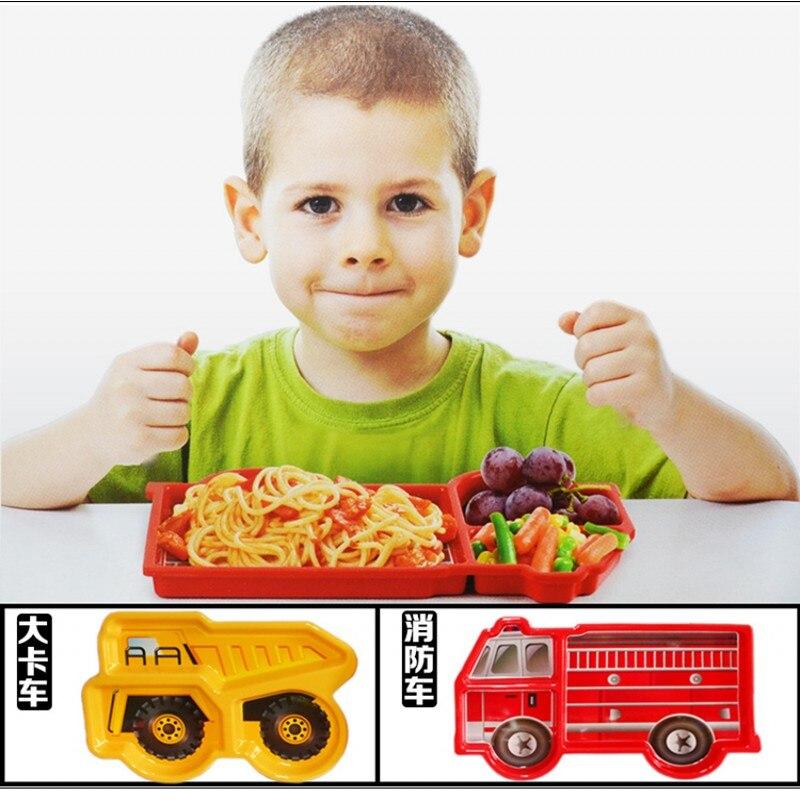 3 Stks / set Nieuwe auto modellering cartoon Baby Baby Kids Kinderen - Voeden - Foto 2