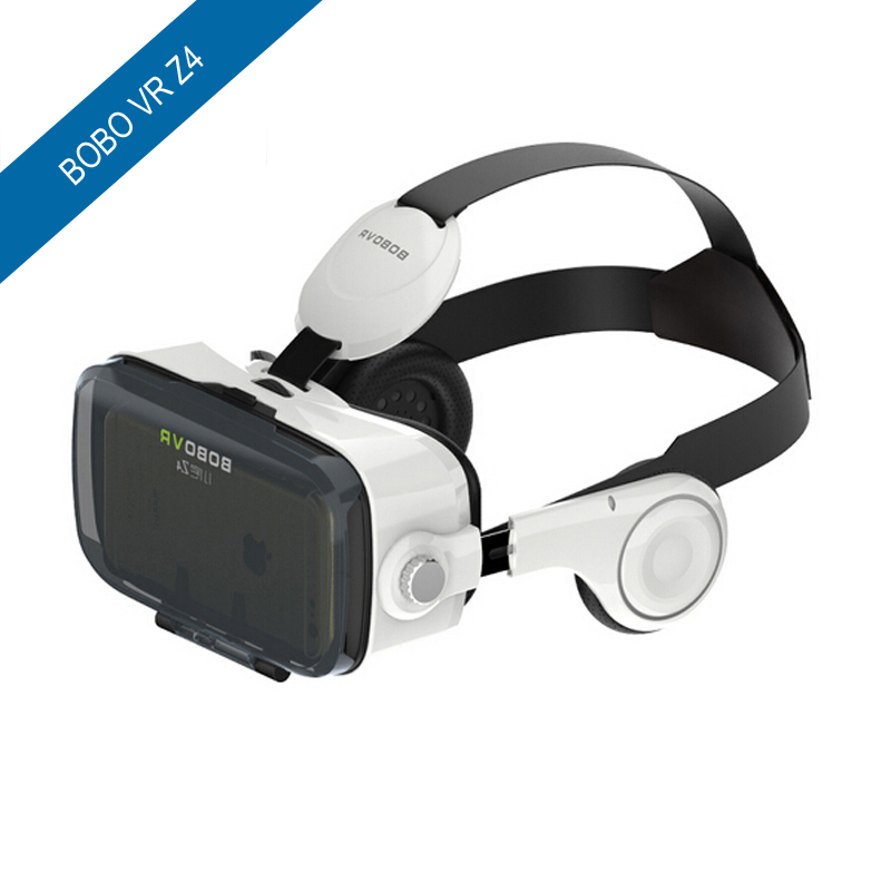 100% Original Xiaozhai BOBOVR Z4 3D Virtual Reality 3D VR Glasses Private Theater for 3.5 - 6.0 inches Mobile Phones Immersive xiaozhai z3 bobovr vr box 3d vr virtual reality headset