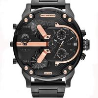 Watches Mens Top Brand Luxury watches Fashion sports military Quartz Clock Mens Watch Business Waterproof man Relojes Masculino