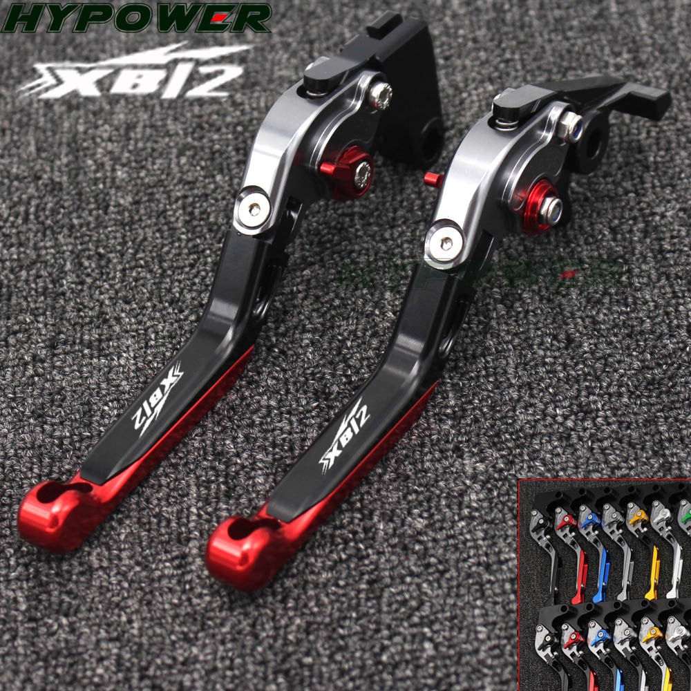 Adjustable Folding Extendable Motorcycle Brake Clutch Levers For Buell XB12 all models up to 08 only 2004 2005 2006 2007 2008Adjustable Folding Extendable Motorcycle Brake Clutch Levers For Buell XB12 all models up to 08 only 2004 2005 2006 2007 2008