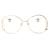 Bent Templos Moda Vintage Metal Montura Completa de la Prescripción Óptica MARCOS de las LENTES Hombres Mujeres Miopía Gafas Gafas RX S1979