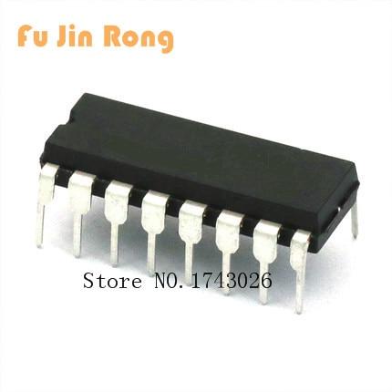 Original 10pcs/lot MC34163P MC34163 34163 DIP16 Switching Regulator Chip