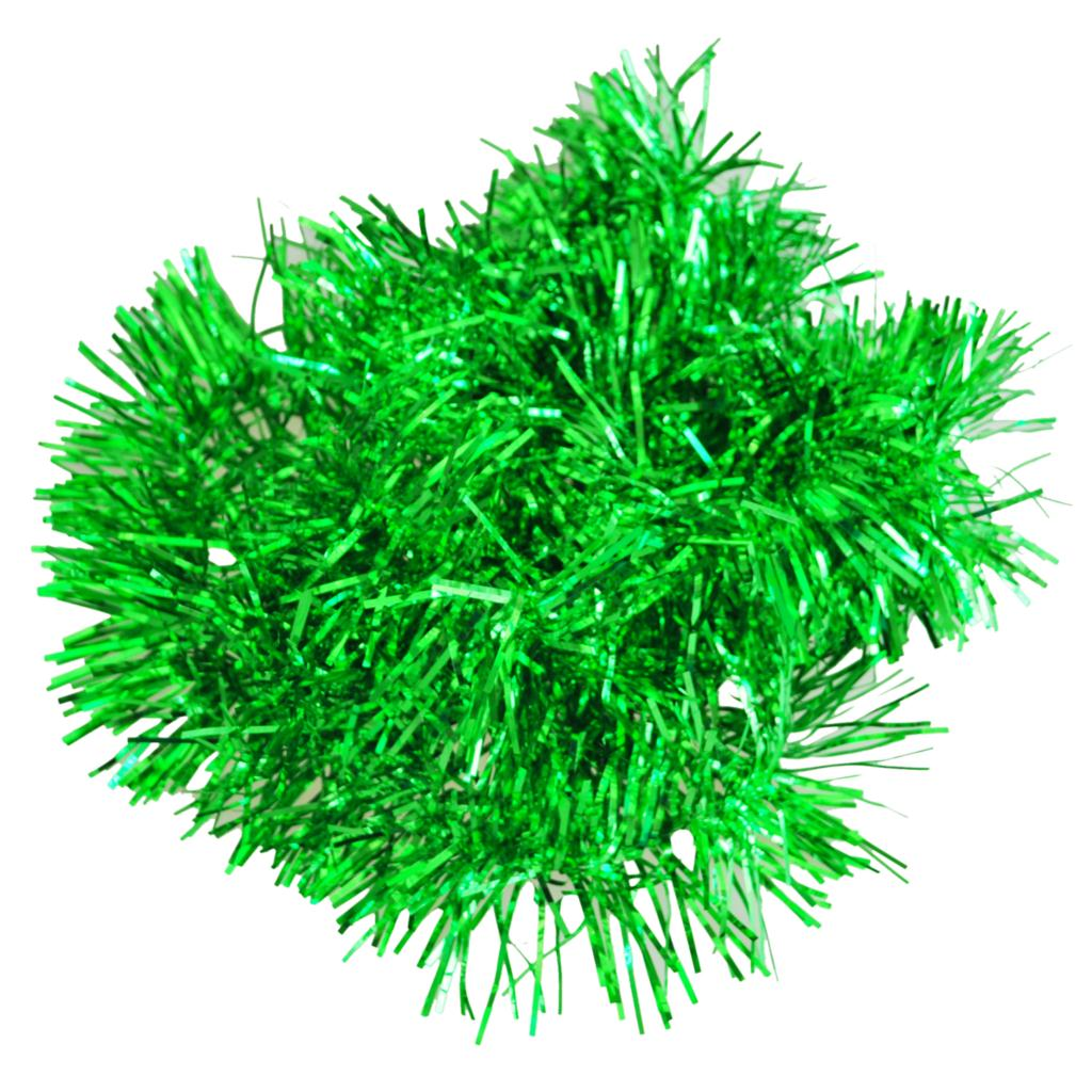 Online Buy Wholesale green tinsel garland from China green ...