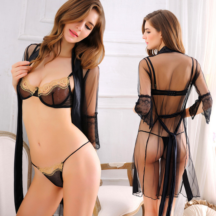 Lingerie Hot Lace Mesh Open Ass Erotic Teddy Babydoll Lenceria Costumes For Sale Online