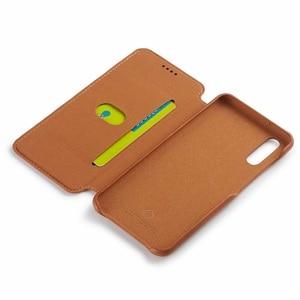 Image 4 - Flip Case For Hawei P20 P30 P40 Pro Lite Nova 3e 4e 6se 7i Capa Fundas Etui Luxury Leather Phone Cover shell Coque carcasas