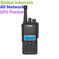 New Arrival WCDMA CD880 4G/3G Network WIFI Walkie Talkie GSM 50KM Sim Card GPS Positioning Global Two Way Radio Transceiver