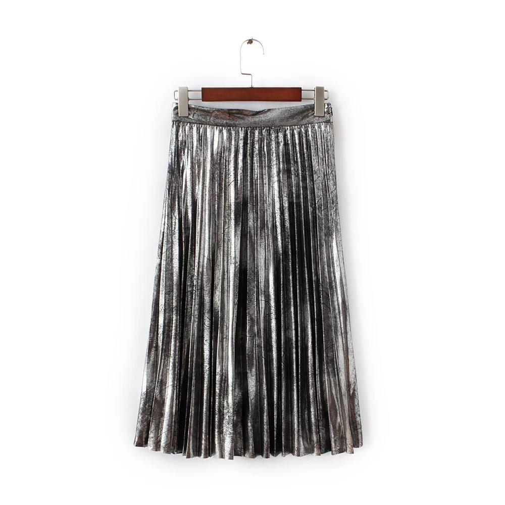 Popular Silver Long Skirt-Buy Cheap Silver Long Skirt lots from ...