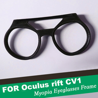 Nearsighted Glasses Myopia Eyeglasses Flat Lenses Protects The Lens For Oculus Rift CV1 VR Virtual Reality