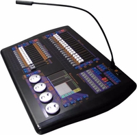 2018 New design 1024 dmx stage light drawing controller Hand Drawing DMX dj lighting console for moving head light dj equipment