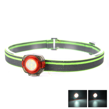 Super Mini LED Headlamp 3 Mode Energy Saving Outdoor Sports Camping Fishing Head Lamp Flashlights