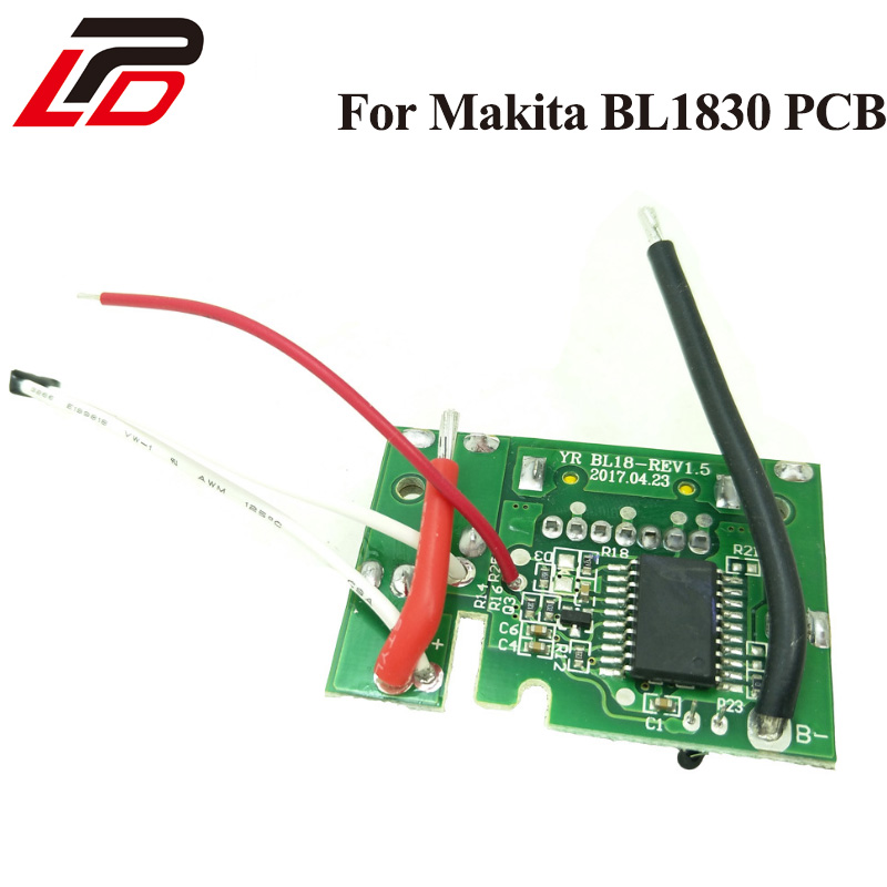 US $7.39 17% OFF|PCB Circuit Board Replace for Makita BL1830 BL1815 on 12 volt battery charger diagram, battery charger installation, battery charger diode plate, battery charging circuit diagram, battery generator diagram, battery charger rectifier diode, 24 volt battery charger diagram, battery charger wire diagram, battery charger flow diagram, how does a battery work diagram, marquette battery charger diagram, car battery diagram, schumacher se 82 6 diagram, simple thermocouple diagram, battery charger parts list, battery charger circuit, golf cart 36 volt ezgo wiring diagram, iphone 5 charger cable wire diagram, battery charger transformer wiring diagram, battery diagram resistance,
