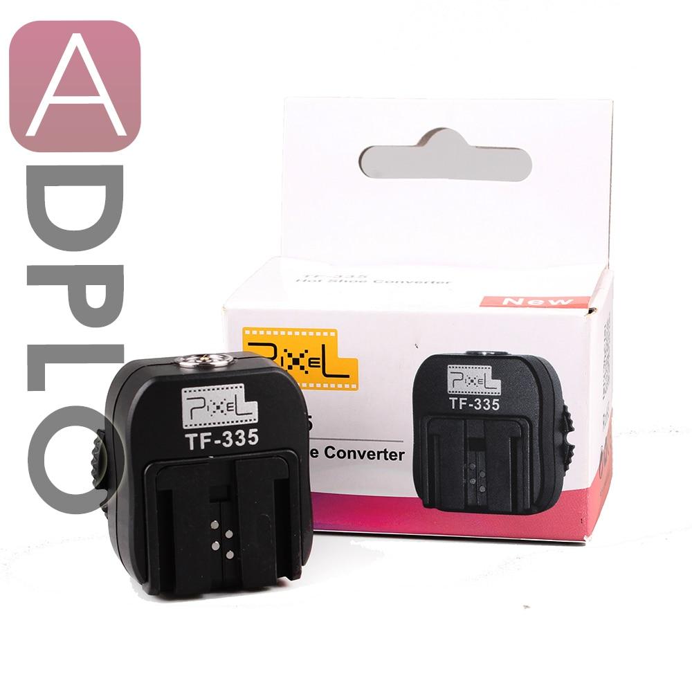 ୧ʕ ʔ୨Traje para Pixel tf-335 TTL flash Zapata convertidor con ...