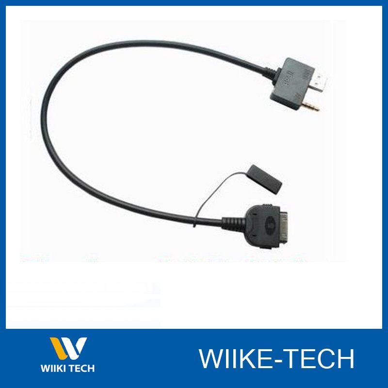 Para Hyundai KIA entrada Aux Cable de interfaz para iPod iPhone ...