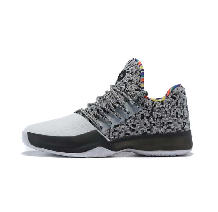98d834bd17d3 Mahadeng Basketball Shoes boost Harden Vol.1 Black History Month BY3473 Sports  sneakers Size 39