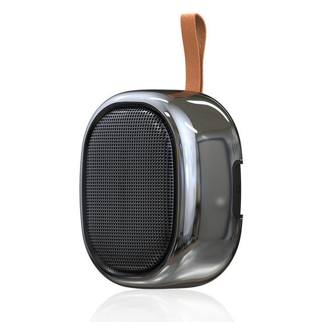 Altavoz Bluetooth inalámbrico Mini altavoz portátil Subwoofer altavoz impermeable al aire libre estéreo música Surround Player V6