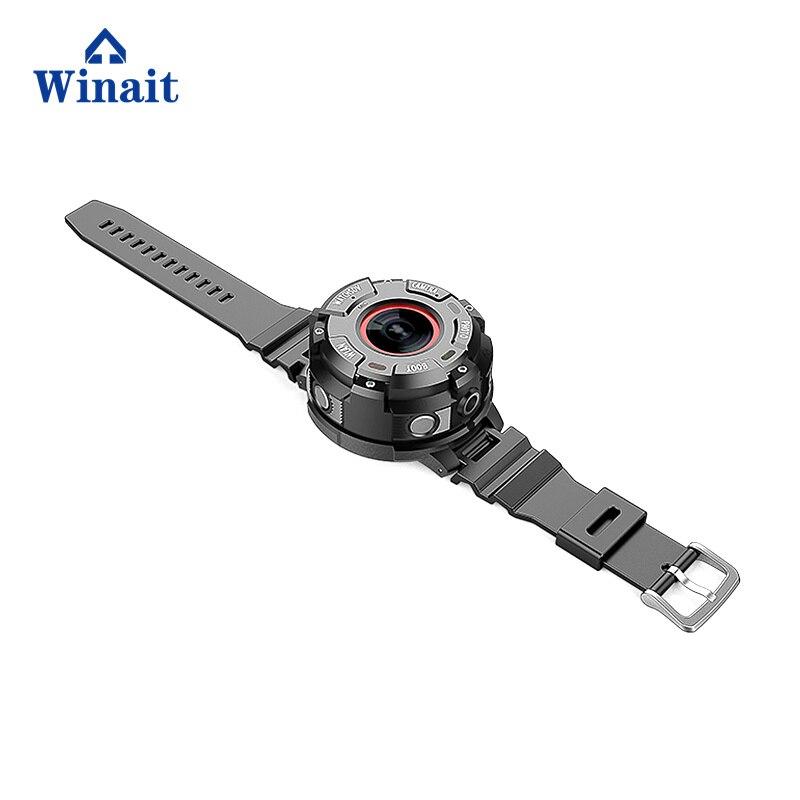 S222 спортивная видеокамера носимый футляр для миниатюрной видеокамеры 800 Вт HD 1080 P формат съемки видео 2,4G wifi Пульт дистанционного управления одиночный