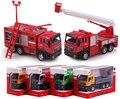 1:55 aleación del carro del coche maquetas Glide hijos de camiones coche de juguete modelo niños juguetes juguetes baratos camión de basura