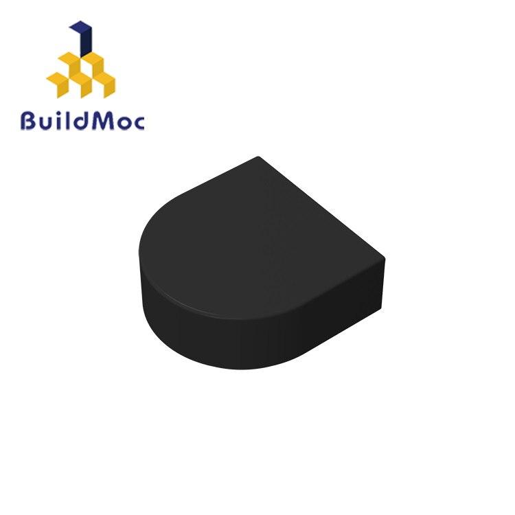BuildMOC Compatible Assembles Particles 24246/35399 1x1 For Building Blocks Parts DIY LOGO Educational Tech Parts Toys