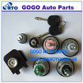 7PCS/SET Complete Lock Kit for Ford Transit 1C1A V22050 BA/4359018/1C1A V22050 AA/1C1AV22050AA/1C1A-V22050-AA/4359017