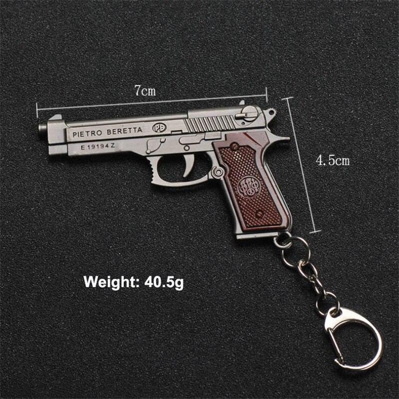 Signal Pistol Keychain  (11)