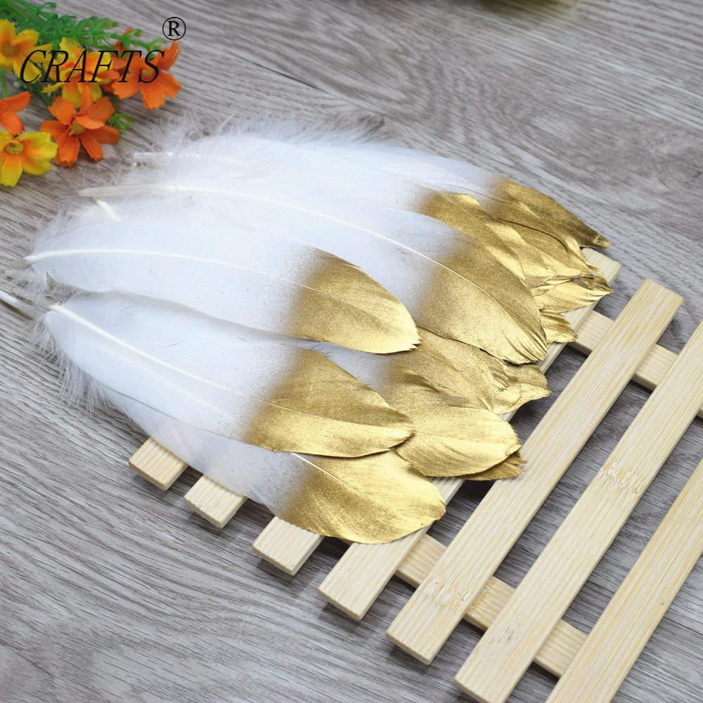 15-20 सेमी सुंदर सोने की हंस - कला, शिल्प और सिलाई
