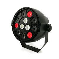 Led Par Light 12x1W Dj Party Lights RGBW Disco Effect Stage Lighting Effect With 8 Channelsdecoration