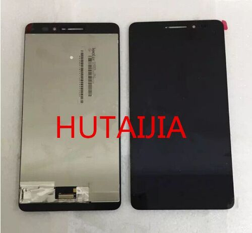 Подробнее о 6.8 inch 100% New Full LCD display + Touch screen digitizer assembly For Lenovo PB1-770N PB1-770M Phab Plus Free Shipping new full lcd display touch screen digitizer lens assembly for htc one x plus s728e lte free shipping