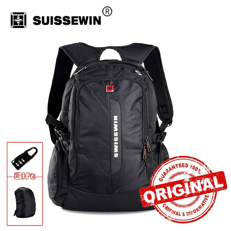 Mochilas Kpop Mochila Escolar 15.6 Inch Laptop Backpack Bag Swiss Gear Travel Military Funda Portatil School Rucksack Sw8351 cx swiss military sw 2707 cx swiss military