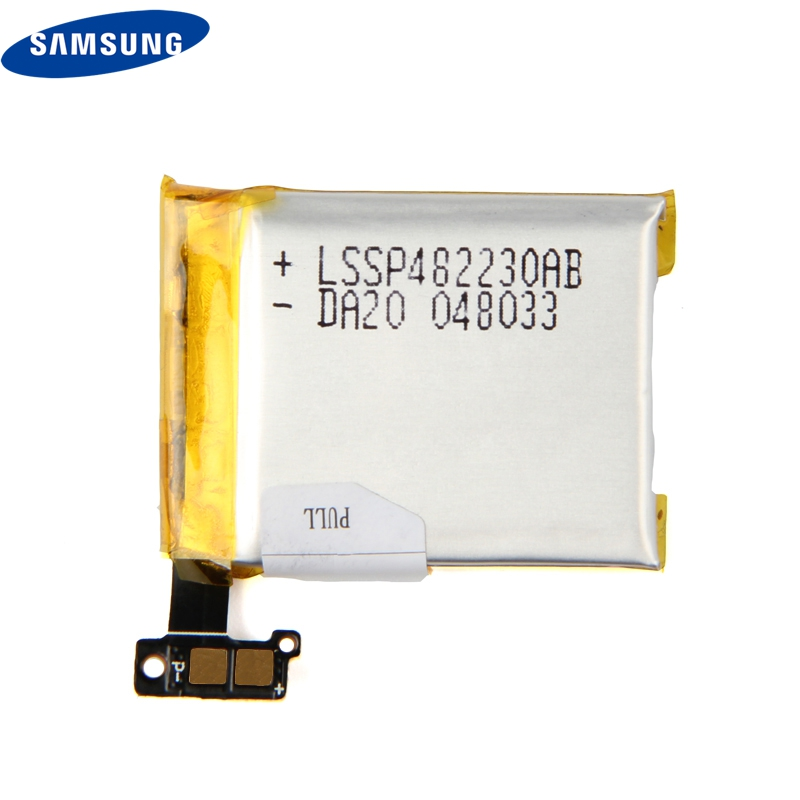 Original Samsung Battery Gear 1 SM V700 For Samsung Galaxy Gear1 V700 SMV700 Authentic Replacement Battery 315mAh in Mobile Phone Batteries from Cellphones Telecommunications