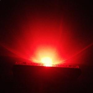 Image 5 - 2 шт 12 V 24 V автомобиль красный светодиодный боковых габаритных огней трейлера Трейлер задний фонарь световой Маркер СВЕТОДИОДНЫЙ позиции знак ширина грузовик Фонарь для грузовика