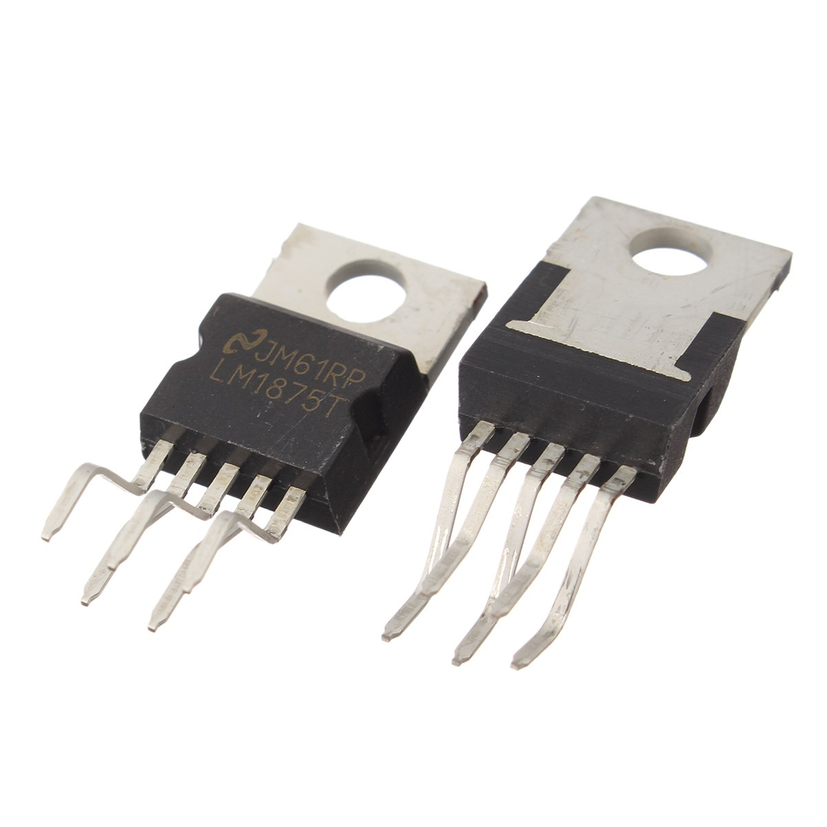 New Arrival Electronic 10pcs Lm1875t To220 5 Lm1875 20w Audio Amplifier Power Integrated Circuits In From Components