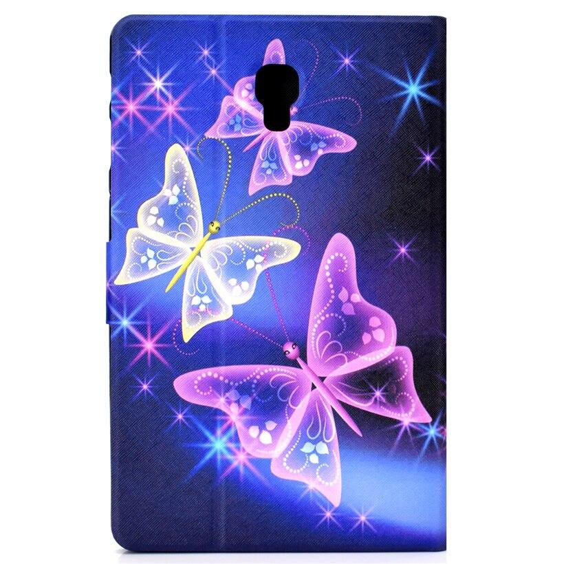 Fashion Butterfly Case For Samsung Galaxy Tab A A2 2018 10.5