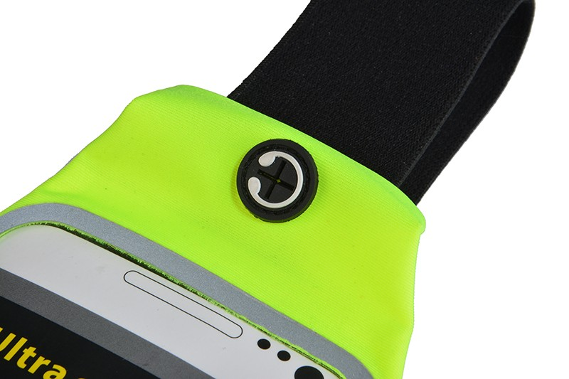 ROCKBROS Waterproof Running Bag Waist Bag Sport Belt Bags 5.8-6 Inch Phone Pouch Case Bags For IPhone 6 7 Plus Sport Accessories 22