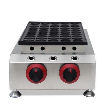 Beste GAS 50 pcs Nederlandse Poffertjes Mini Pannenkoek Maker poffertjes grill gas poffertjes grill in verkoop in china-in Wafelijzers van Huishoudelijk Apparatuur op