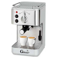 Gustino 19Bar полуавтоматический Кофе Эспрессо машина с пенной молоко Нержавеющаясталь 304 Корпус для дома или офиса, используя