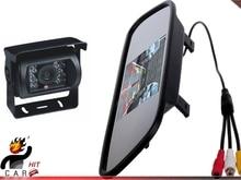5 Inch Rearview Anti-Glare Mirror Monitor Car Caravan Truck Bus Reverse Camera
