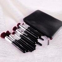 Professional Makeup Brush Set 15pcs High Quality Makeup Tools Kit
