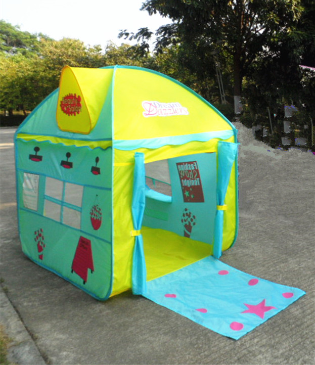Children Tent tent for children Baby play house toys Play House tent for kids awning Indoor and outdoor ocean ball pool nyx professional makeup двустороннее зеркало dual sided compact mirror 03