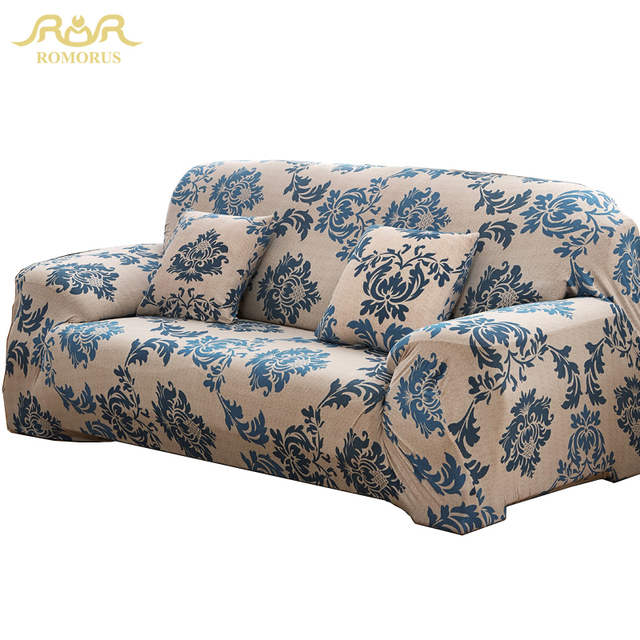 Aliexpresscom Buy ROMORUS European Style Elastic Chair Sofa