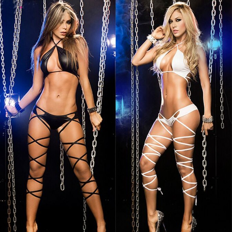 2016 New Fashion Sexy Lingerie new Bundled perspective pant nightwear Sex Lingerie set underwear